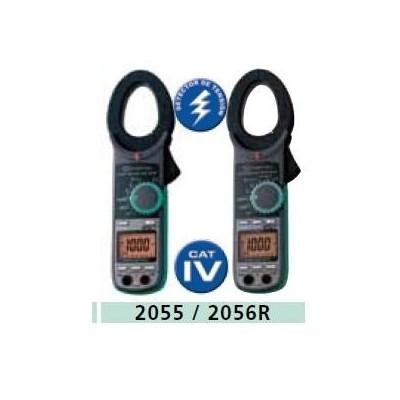 Pinza amperimetrica digital kyoritsu 2055 / 2056R