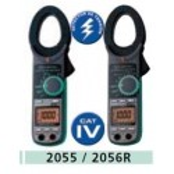 Clamp digital amperimetric kyoritsu 2055 / 2056R