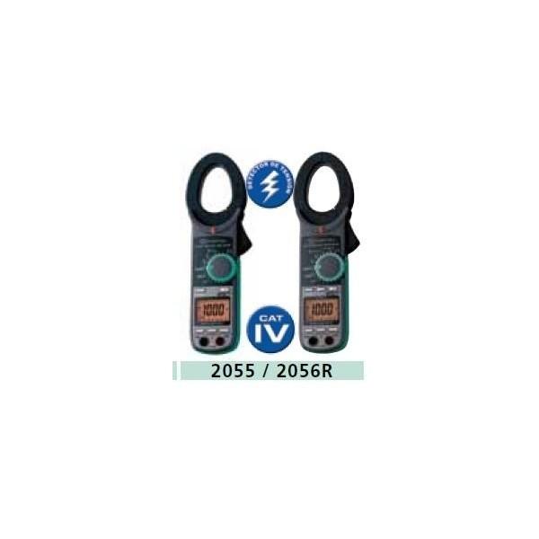 Klemme digital amperimetrisch kyoritsu 2055 / 2056R