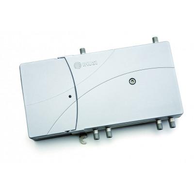 Amplificador de extensión doble, Televisión + 2 X Satélite 45-862 MHz y 950-2.150 MHz (ICT) - SAE-920