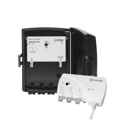Fuente de alimentación + Kit SBA100-C60