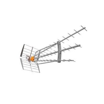 Antena individual DAT boss lr uhf (c21-60) g47dbi
