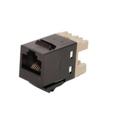 Conector dato rj45 utp cat-6 h