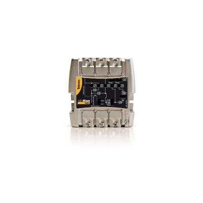 Amplificador minikom matv+fi 4e/1s easyf