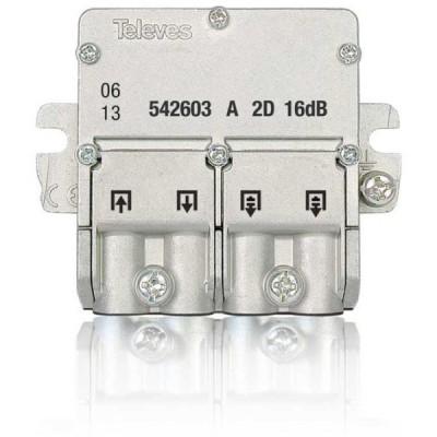 Mini derivación 5 2400mhz easyf 2d 16db a-