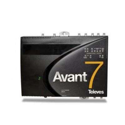 Amplificador avant 7fm-biii/dab-tb-3u 10 filt.