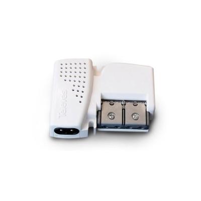 Amplificador Vivienda 1s 47-790mhz g12/24db ajust.
