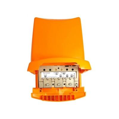 Amplificador Vivienda 4s+tv f 47 790mhz g16db