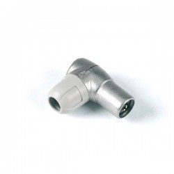 Conector macho d.9,5mm