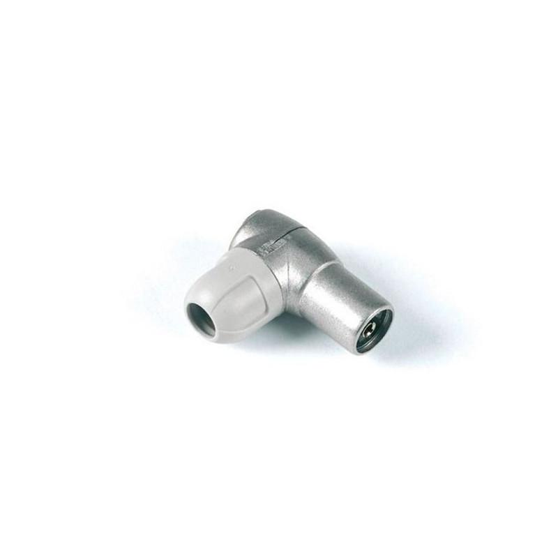 Conector macho d.9,5mm