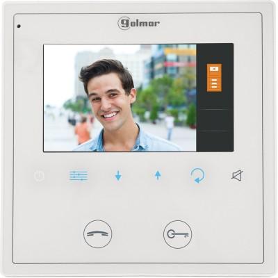 """Monitor Color Manos Libres De 4,3"""" Vesta 2 Gb2  Golmar"""