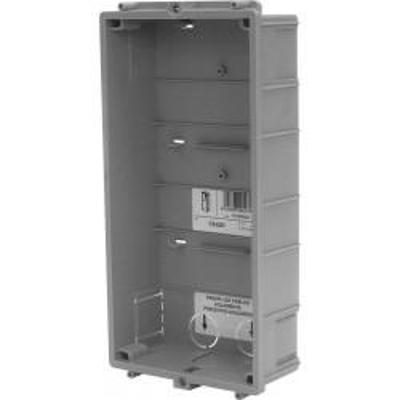 Caja Empotrar Placas 2 Modulos Ce620  Golmar
