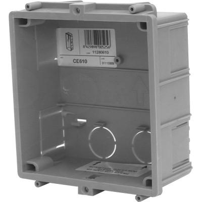 Caja Empotrar Placas 1 Mod. Ce610  Golmar