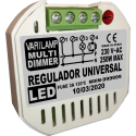 Regulador UNIVERSAL para LED MULTI DIMER 250