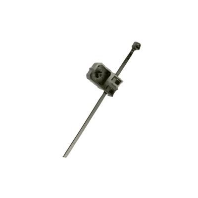 Base brida lateral TBBL para clavadora a gas LAT.C/BRIDA TBBL GR.