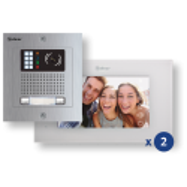 Pentha 2-ligne NX5220 Kit vidéo couleur