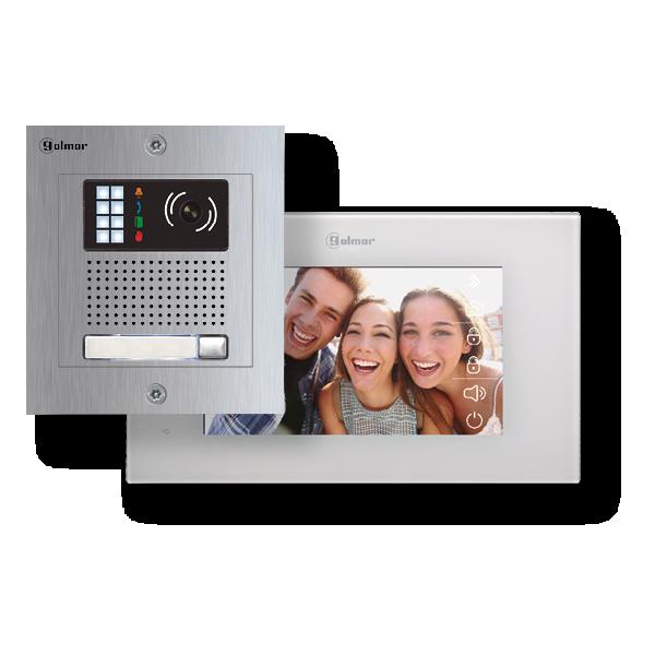 Kit Pentha de vídeo color de 1 línea NX5110