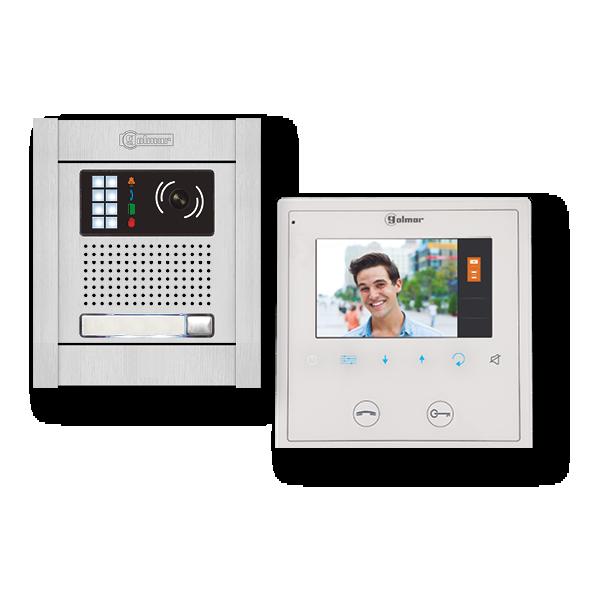 1-Linien-Farb-Video-Kit N5110/Vesta 2