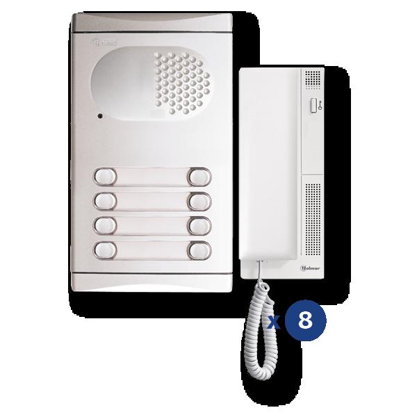 Audio-Kit 8 Zeilen 4280/AL
