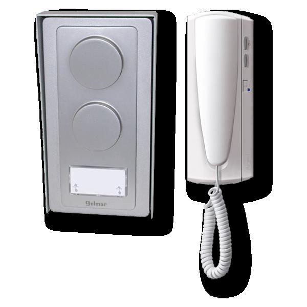 1- or 2-line audio kit AS-1220SII