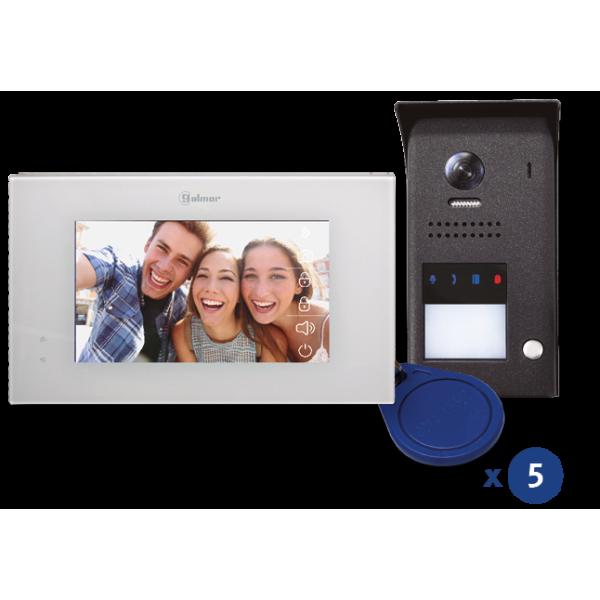 Jazz/Pentha 1-ligne kit vidéo couleur J5110