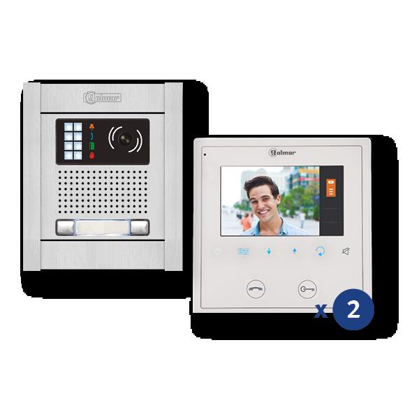 N5220/Vesta 2 2-linien Farb-Video-Kit