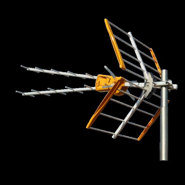 Einstellbare DTT-Antenne ANTI LTE