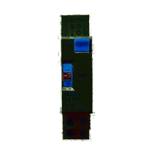 Minutero de escalera ELPA 8 motor síncrono 16A 1'-7'