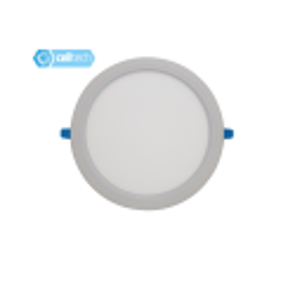 Luminaria Downlight KONA 23W 865 225mm AC180-250V blanco
