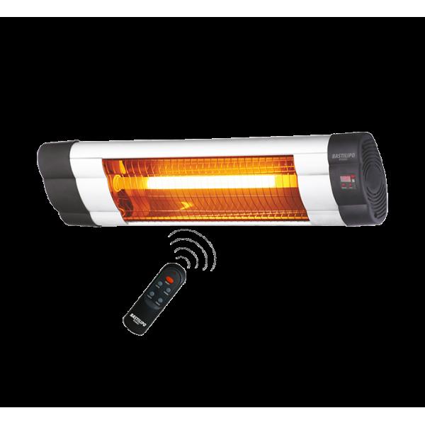 ESTUFA ELECTRICA DE EXTERIOR EQ-2500 BASTILIPO - Potencia - 2500 W