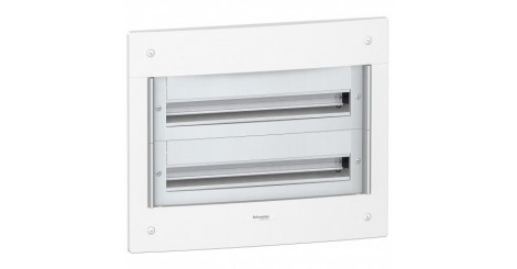 Recessed boxes